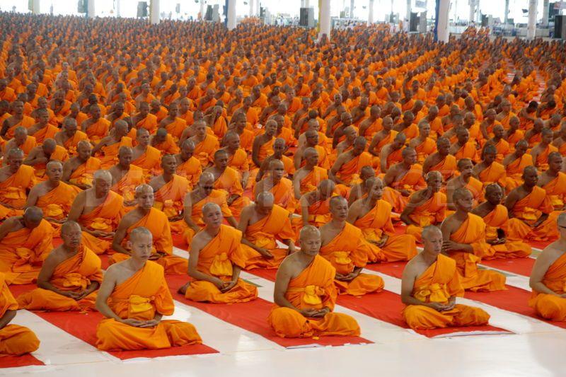 how to start buddhist meditation