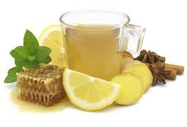 acqua calda limone e zenzero pc